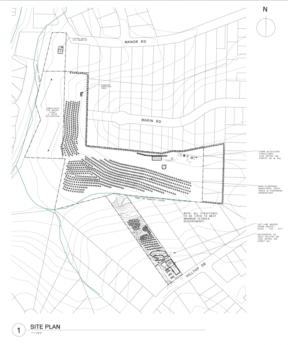 July 2014 - Proposed Property Site Plan
